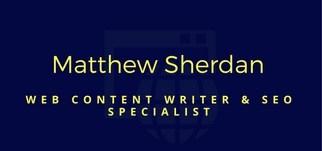 Asheville NC Content Writing Matthew Sherdan