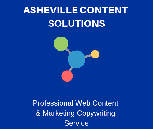 Asheville Web Content Solutions
